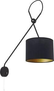 VIPER black kinkiet 6513 Nowodvorski Lighting